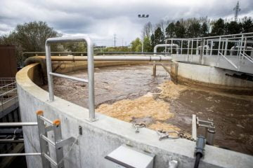 Water recycling plant for Carlsberg: sustainability programme Together Towards Zero