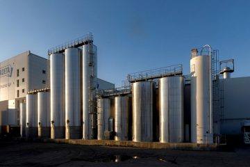 Cheese plant for Madeta to process 400,000 liters of milk per day in Czech Republic