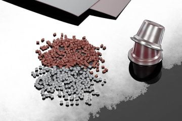 Sustainable coffee capsules based on SABIC's certified renewable polymers
