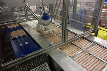 Meat processing changing requirements: special purpose machines