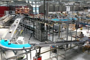 Symphony sorting system, combination of cutting-edge technologies