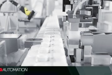 IMA AUTOMATION reorganizes the offer for industrial advanced automation