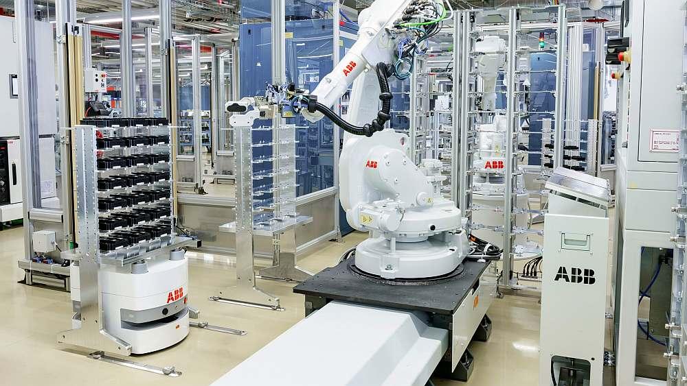 Robot mobility