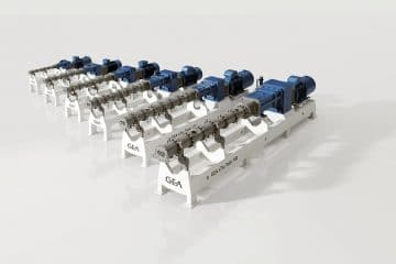 xTru Twin 140: high capacity extruder for food and pet food industry