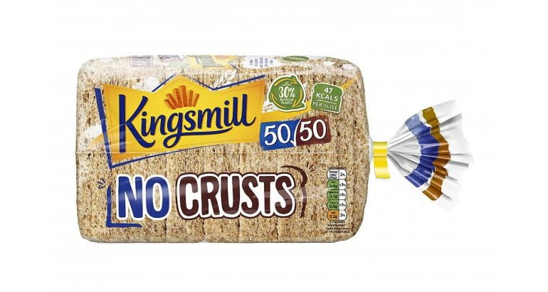 Bread bags packaging: circular economy with recycled post consumer plastic
