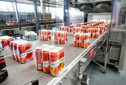 Canning lines concept: Carlsberg and KHS for a successful projects in China