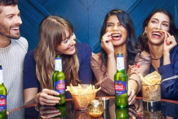 Non alcholic beer Liberté: the Stella Artois brand for the USA market
