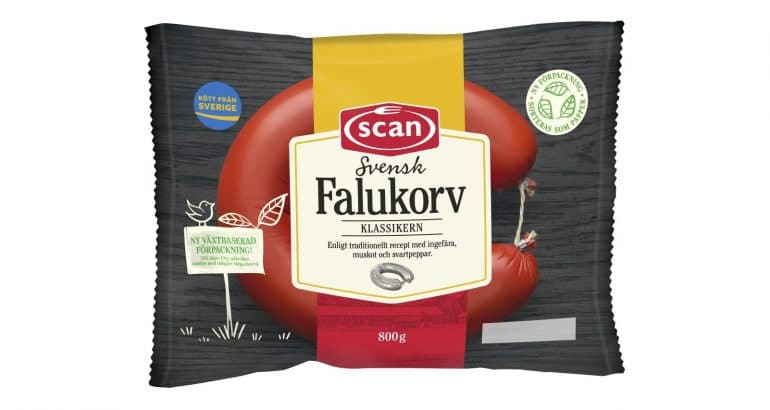 Sustainable packaging: 8 millions of sausages with the right barrier paper